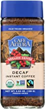 Cafe Altura Organic Fair Trade Decaf Instant Coffee, 3.53 oz