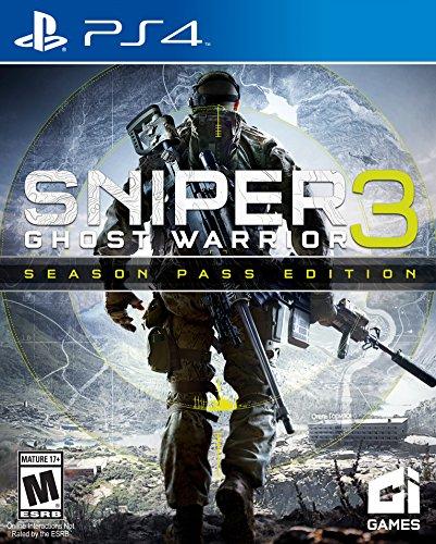 Sniper Ghost Warrior 3 – PlayStation 4 Season Pass Edition