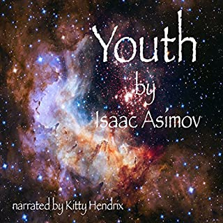 Youth audiobook cover art