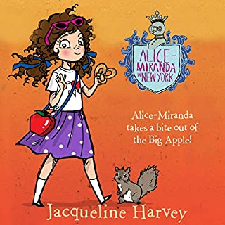 Alice-Miranda in New York cover art
