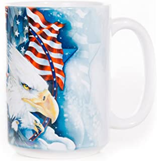 The Mountain Unisex-Adult's Allegiance Coffee Mug, white, 15 oz