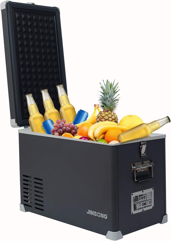 JINSONG Portable Refrigerator 44 Quart Cooli Room Seasonal Wrap Introduction Single series Now free shipping