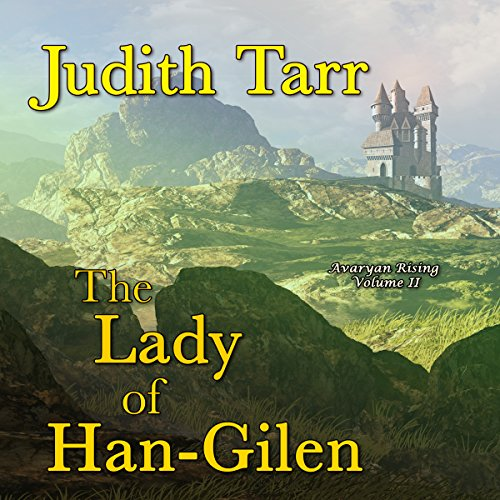 The Lady of Han-Gilen audiobook cover art