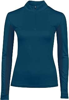 Dublin Riley Womens Technical Top Blue//White