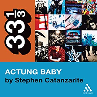 U2's Achtung Baby cover art
