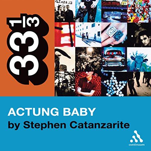 U2's Achtung Baby Titelbild