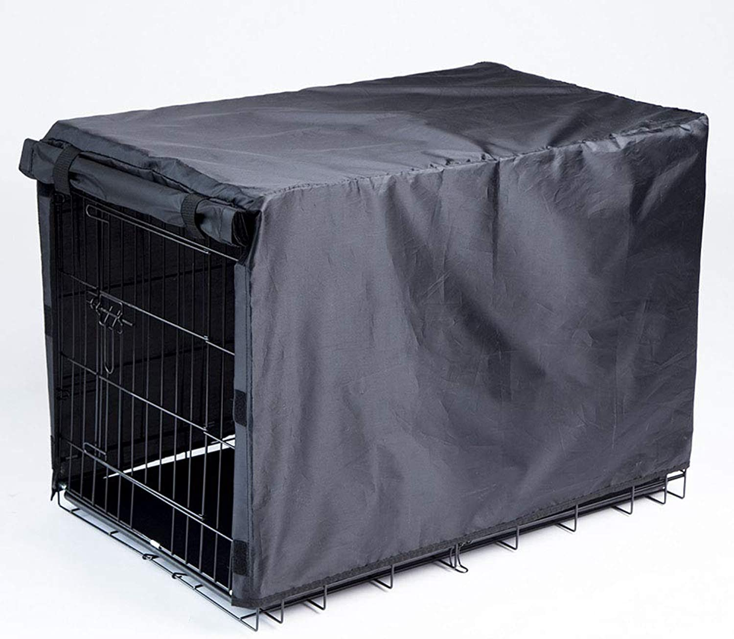 BH Dog Crate Cover for Large DogsCrate Cover for Wire Crates (42inch)