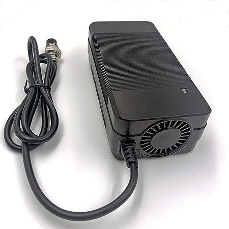 NIMUDU Cargador Patinete Electrico Cargador de Carretilla 60V ...