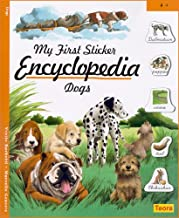 Dogs (My First Sticker Encyclopedia)