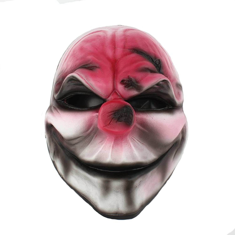 orden en línea HBWJSH Fiesta de Disfraces de Halloween Viste a la la la másCochea de Resina Día de la Cosecha Serie 2 Cabeza roja Cos  Entrega gratuita y rápida disponible.