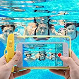 KGLOPYE Luminous Waterproof Phone Case For Samsung Galaxy