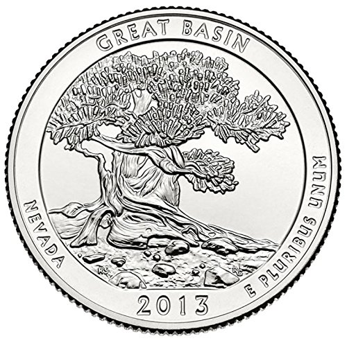 2013-D-Great-Basin-National-Park-D-40-Coin-Bankroll-Uncirculated