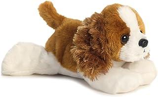 Aurora World Aurora, 31712, Mini Flopsies Charles The Spaniel Dog, 8In, Soft Toy, Brown and White