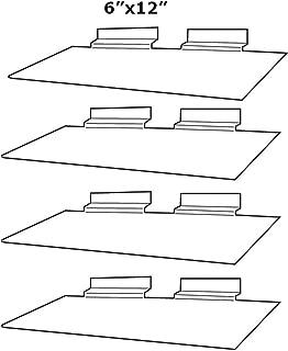 Best slatwall plastic shelves Reviews