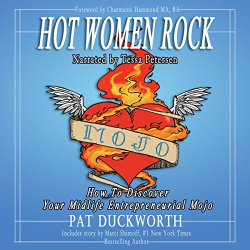 Hot Women Rock audiobook cover art
