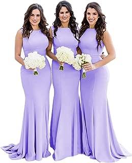 Best fuchsia mermaid bridesmaid dresses Reviews
