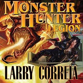 Monster Hunter Legion cover art