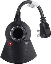timer for outside lights