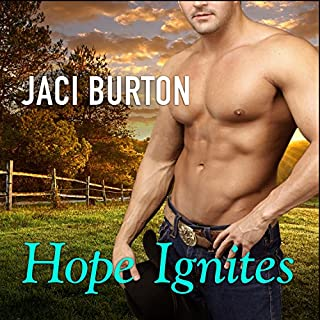 Hope Ignites audiobook cover art