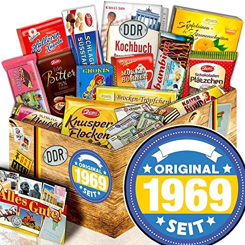 Original seit 1969 | Schokoladen Ossi Set XL | Geburtstag 50