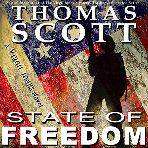 State of Freedom: A Mystery Thriller audiobook cover art