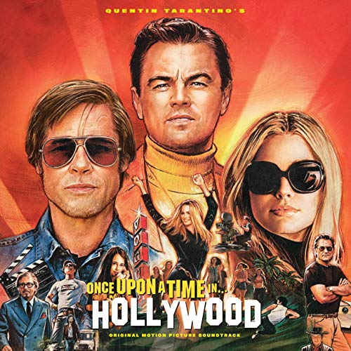 Double vinyle - Once Upon a Time in Hollywood soundtrack
