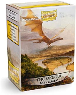 Dragon Shield Standard Size Classic Art Sleeves – 100 Count