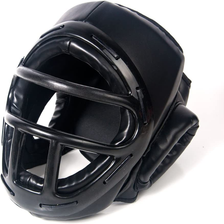 Tiger Claw Head Gear Black Indefinitely CAGE - Soldering