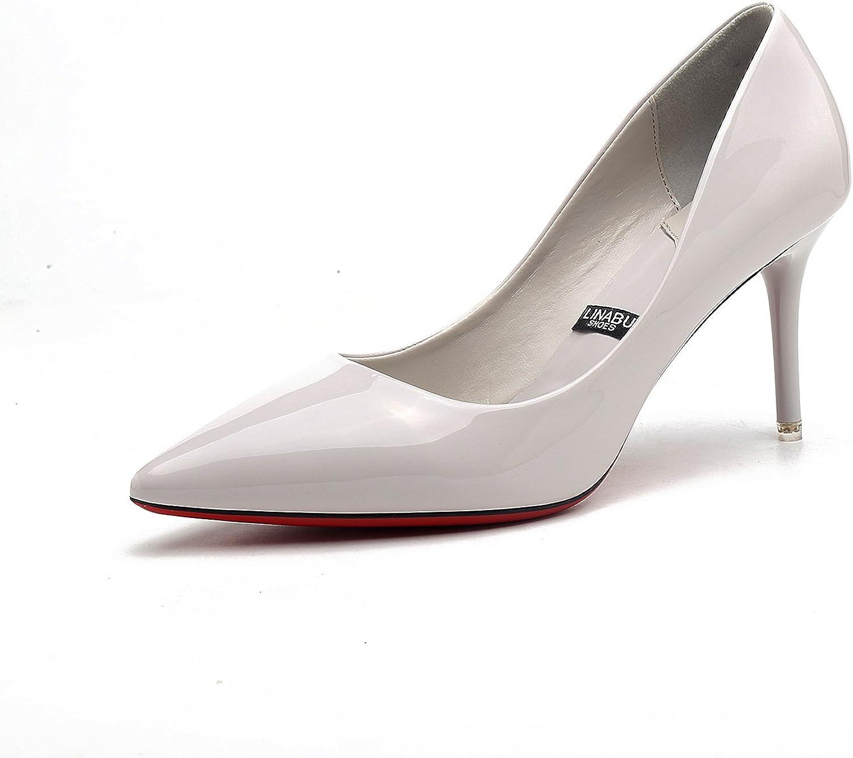 Meiren Pointed High Heels Stiletto Women's shoes