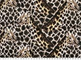 Zanderino ab 1m: Digitale Baumwolle-Popeline, Giraffen,