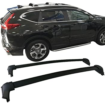 ANTS PART for 2017-2020 Honda CRV CR-V Roof Rack Side Rails Luggage Carrier Bars Silver OE Style Pair Set