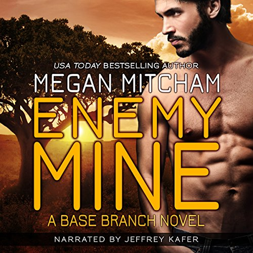 Enemy Mine audiobook cover art
