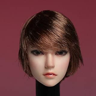 MR.CHAOS Action Figure Head 1:6 Scale Female Head Sculpt F 12