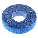 パンドウイット マジック結束バンド タックタイ 幅19.1mm 4.5m巻き ブルー HLS-15R6