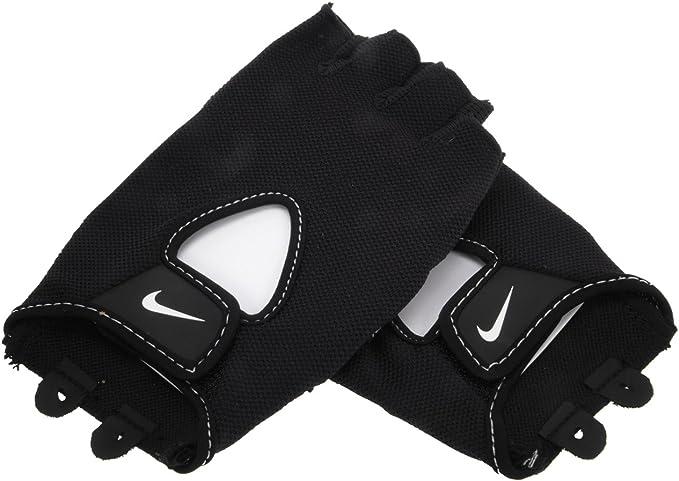 lámpara Alianza hará  Nike Fundamental 9092-037 - Guantes para hombre, color blanco y negro,  tamaño large: Amazon.es: Deportes y aire libre