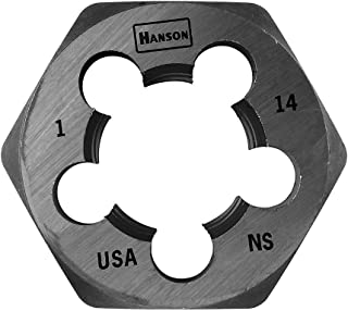 "1-13//16/"" Hanson 8465 Haxagon Die"
