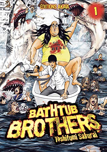 Bathtub Brothers Edition simple Tome 1