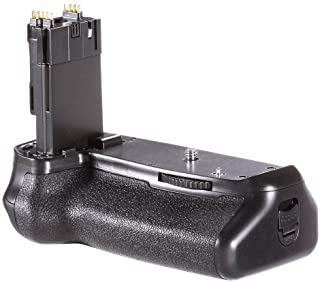 Neewer Battery Grip Holder (Replacement for BG-E14) Work with LP-E6 Battery or 6 Pieces AA Batteries for Canon EOS 70D 80D...