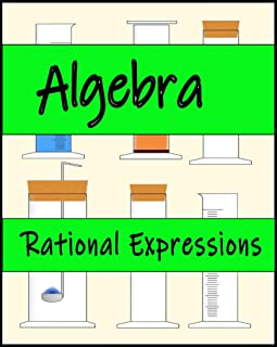 Algebra: Rational Expressions (English Edition)