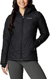 Columbia Women's Heavenly Hooded Jacket, Insulated, Water Resistant