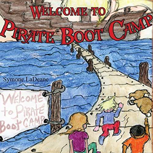Welcome to Pirate Boot Camp audiobook cover art