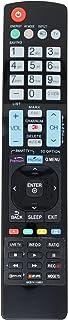 Repuesto 32LE4500-ZA Mando a Distancia TV LG TV - Compatible con AKB74115501 LG TV Remote Control