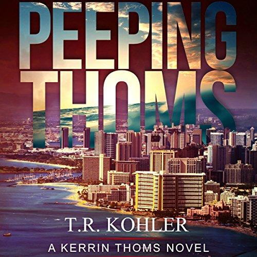 Peeping Thoms audiobook cover art