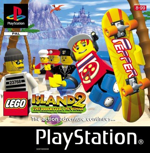 LEGO Insel 2 - Der Steinbrecher kehrt zurück für Playstation