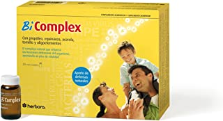 Herbora BI COMPLEX. Complejo natural. 20 viales bebibles