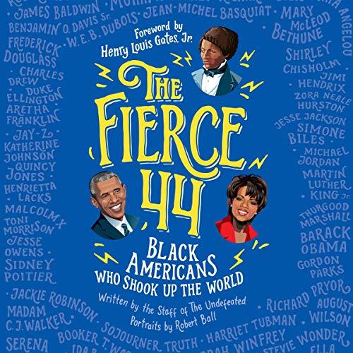 The Fierce 44 cover art