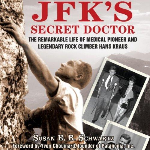JFK's Secret Doctor audiobook cover art