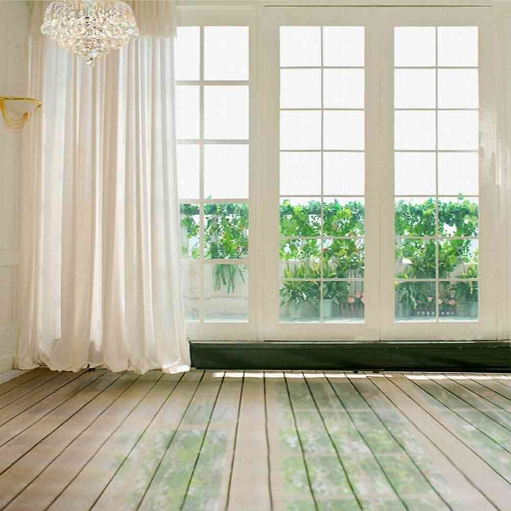 GladsBuy Fancy Palace Room 6 x 6 Computer Printed Photography Backdrop Indoor Theme Background ZJZ-491