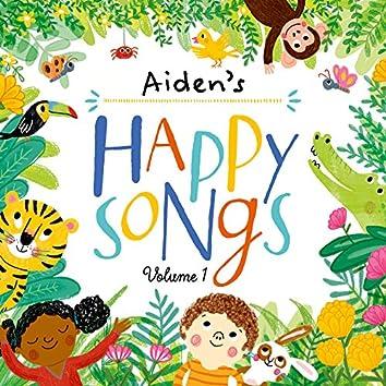Aiden's Happy Songs