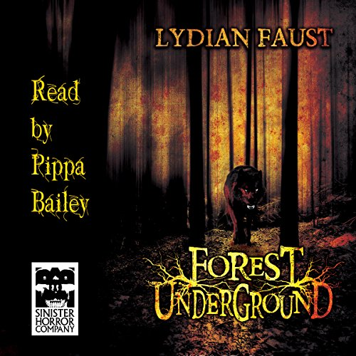 Forest Underground audiobook cover art